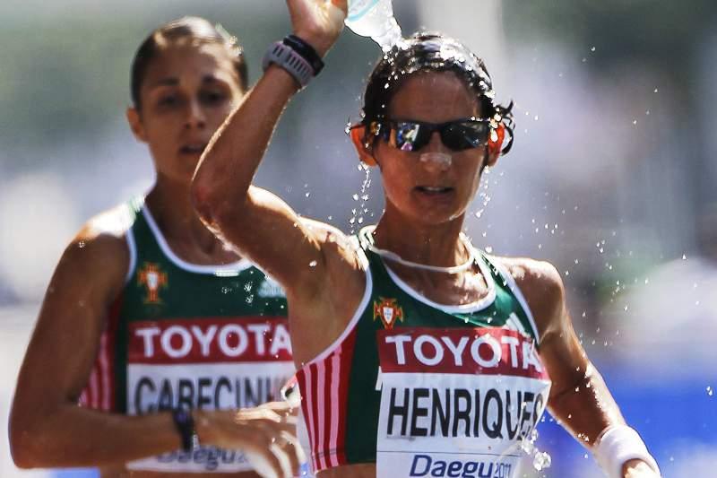 Inês Henriques e Ana Cabecinha