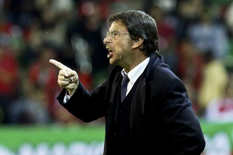 Manuel Machado quer o Arouca na Europa