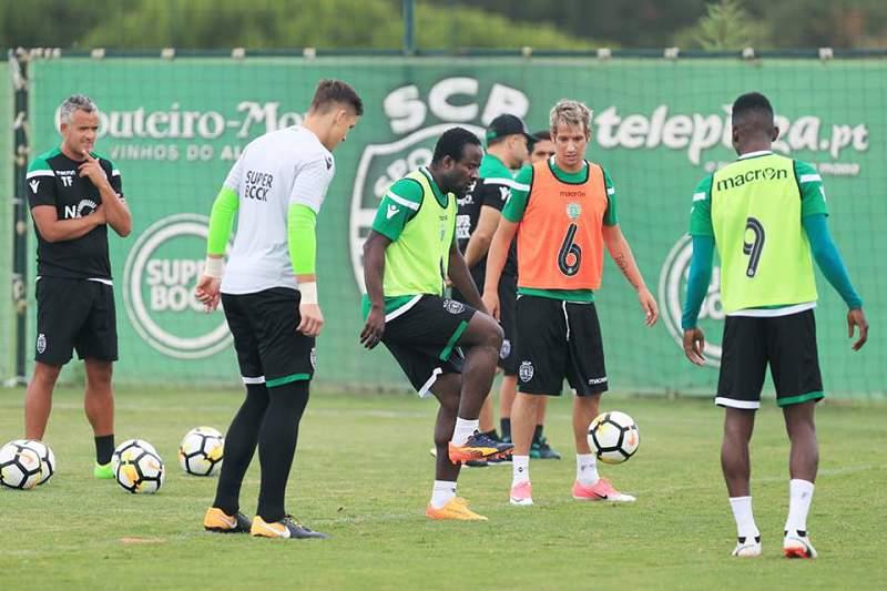 Doumbia, Fábio Coentrão e Mathieu falham jogo com Belenenses