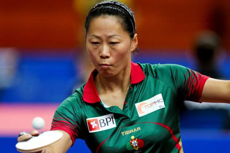 Vitória esteve nas mãos de Fu Yu, mas voou