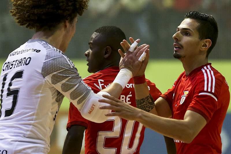 Futsal: Sporting CP vs SL Benfica