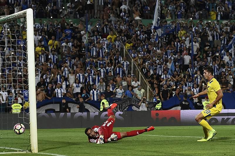 André Silva marcou de grande penalidade em Vila do Conde