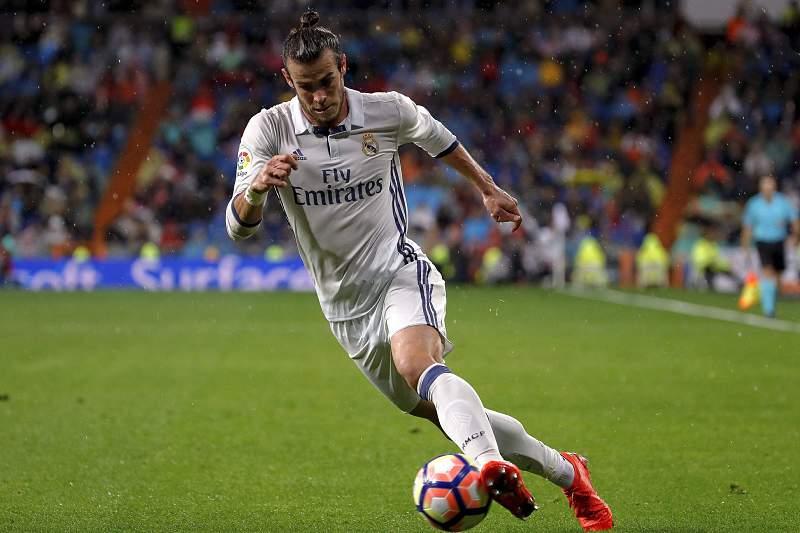 Gareth Bale, jogador do Real Madrid