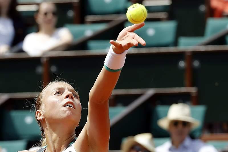 Anett Kontaveit, tenista estónia