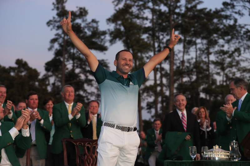 The 2017 Masters Tournament