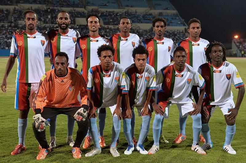Seleção da Eritreia