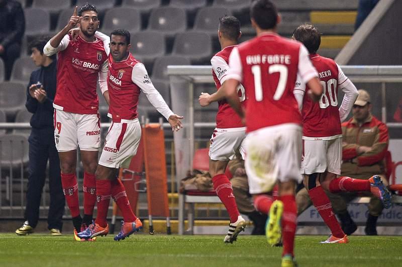 Sporting de Braga Golo