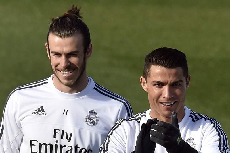Bale e Ronaldo
