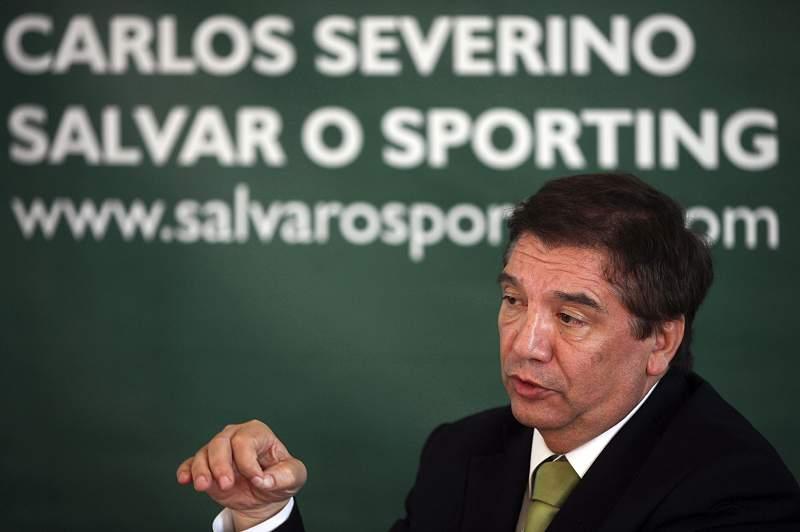 Carlos Severino, antigo candidato às eleições do Sporting