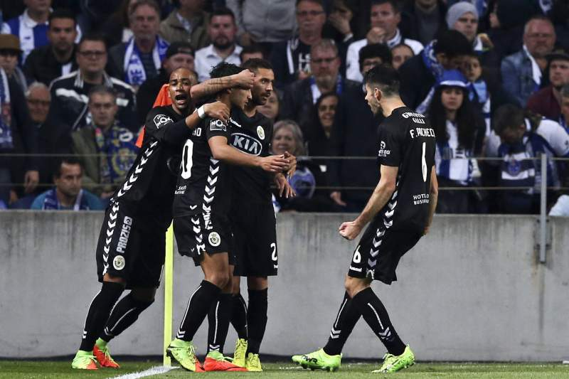 FC Porto vs Vitoria Setubal