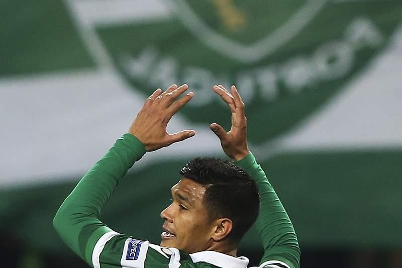 Téo Gutierrez confirmou vitória leonina