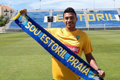 Jorman Aguilar é o primeiro reforço do Estoril-Praia