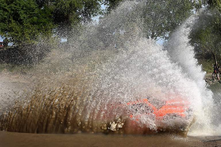Dakar 2016. Primeira etapa cancelada