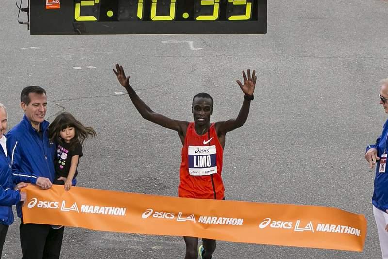Maratonista Gebo Burka suspenso 18 meses por doping