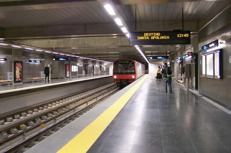 tek metro lisboa