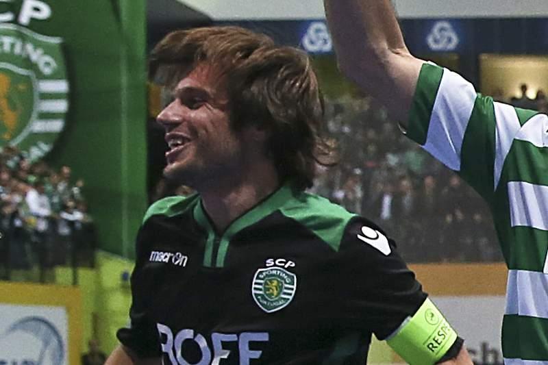 Sporting conquista lugar na final da UEFA Futsal ao vencer o Inter Movistar (Espanha). IN
