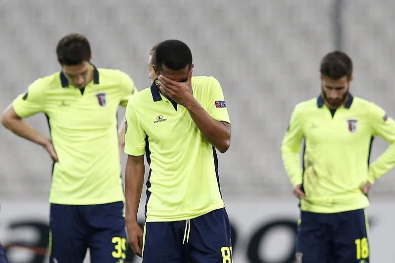 Marselha - SC Braga