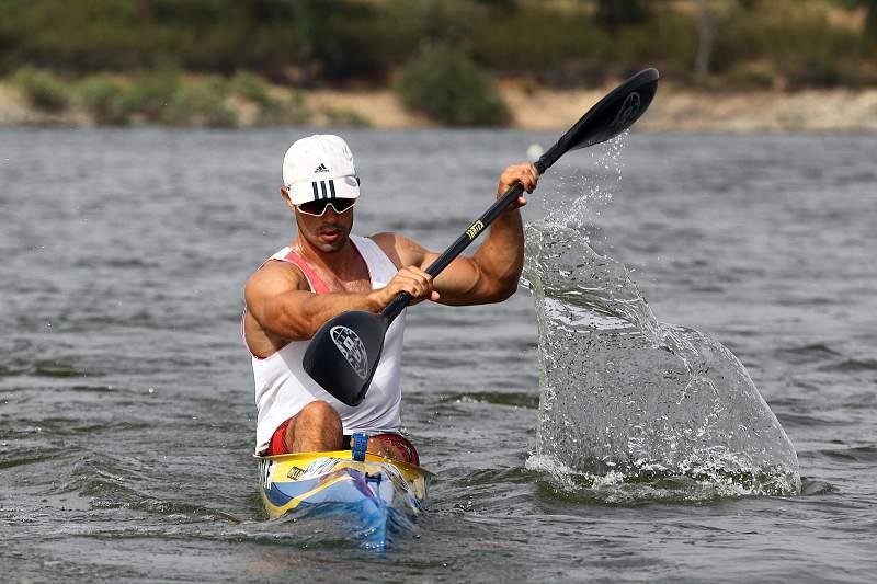 Fernando Pimenta - Um kayak de prata para chegar ao ouro
