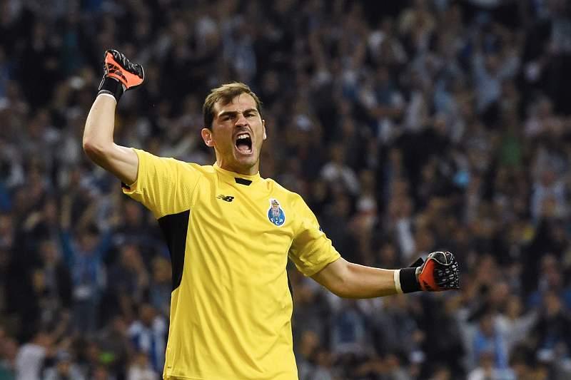 Casillas e o golo do Chelsea: