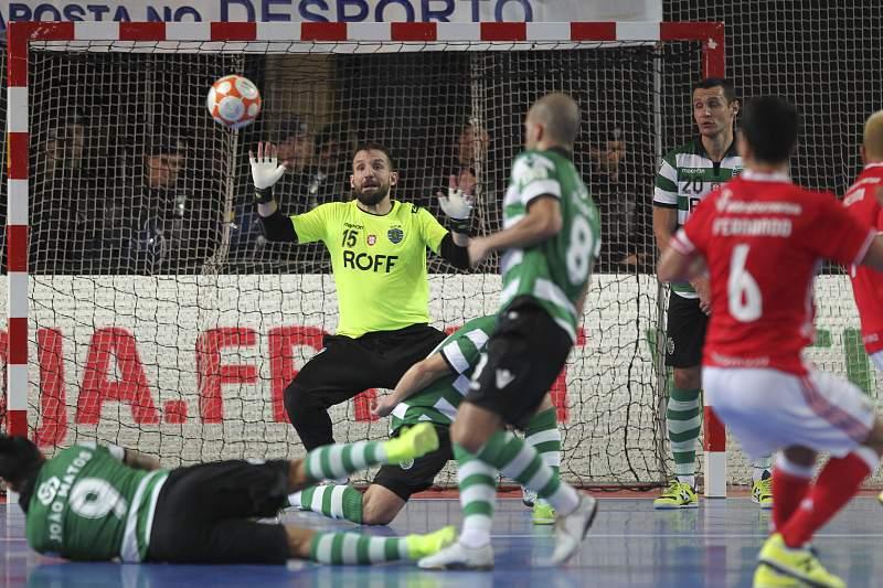 Futsal sporting x benfica
