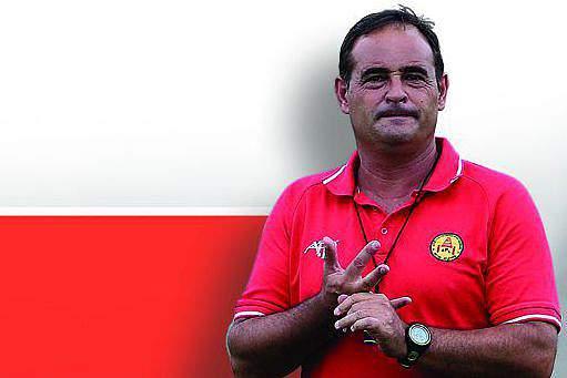 Beto Bianchi, selecionador de Angola