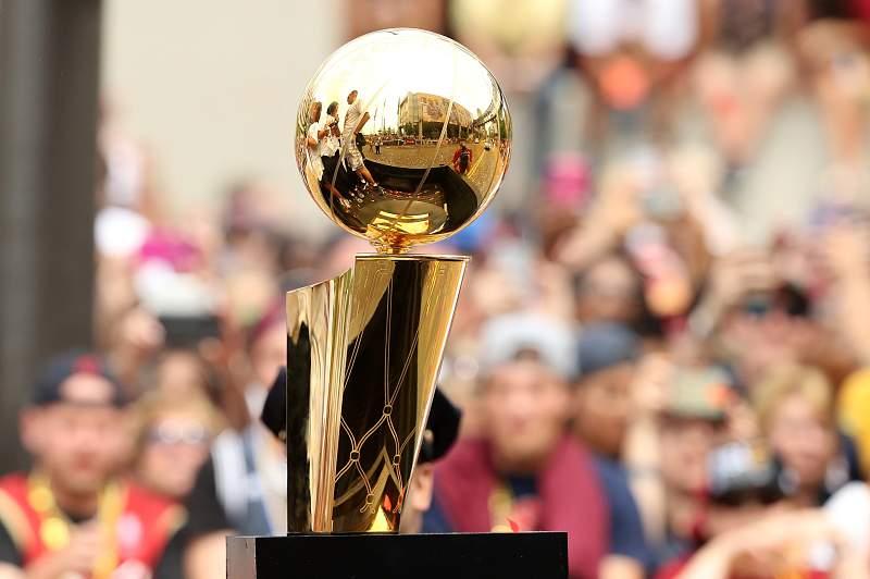 Troféu da NBA