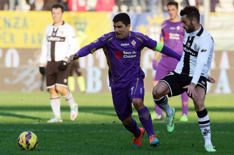 David Pizarro deixa Fiorentina e regressa ao Chile