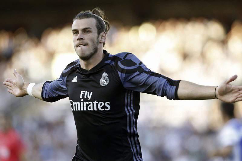 Gareth Bale renova com Real Madrid at