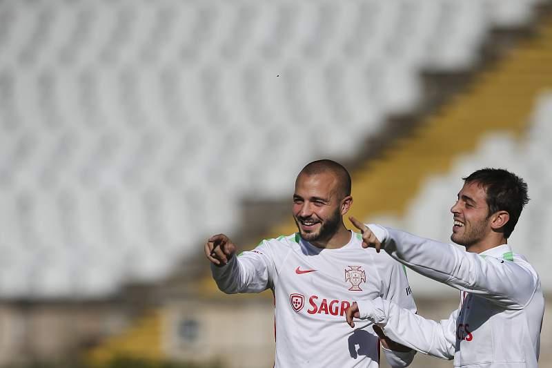 André André e Bernardo Silva