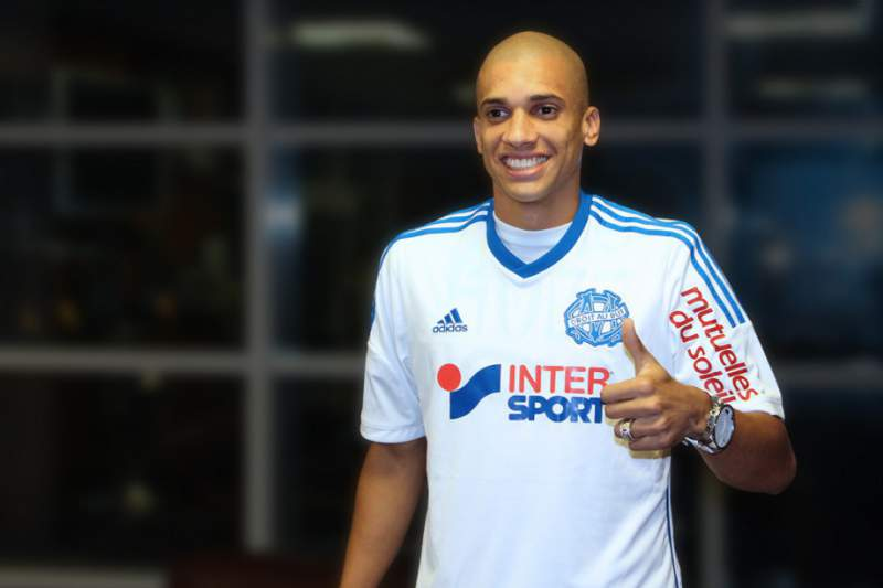 Matheus Dória, jogador do Marselha