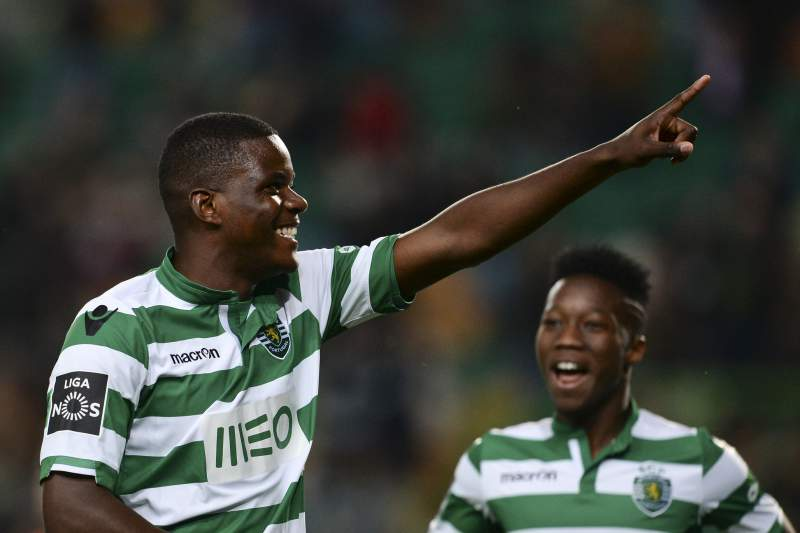 William Carvalho e Mané