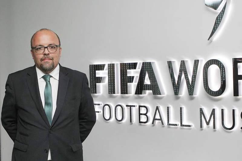 Nuno Saraiva, diretor de comunicação do Sporting