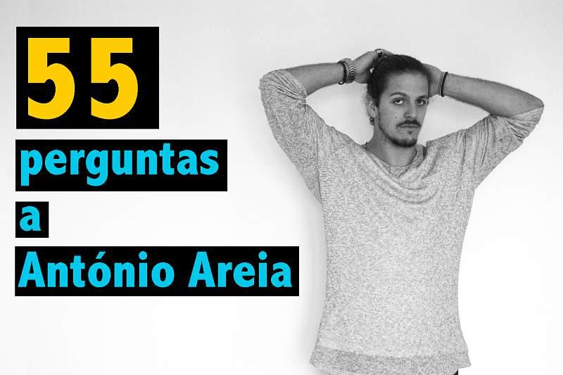 António Areia respondeu às 55 perguntas do SAPO Desporto