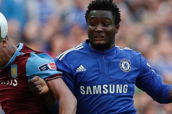 Obi Mikel chegou ao Chelsea pela mão de José Mourinho