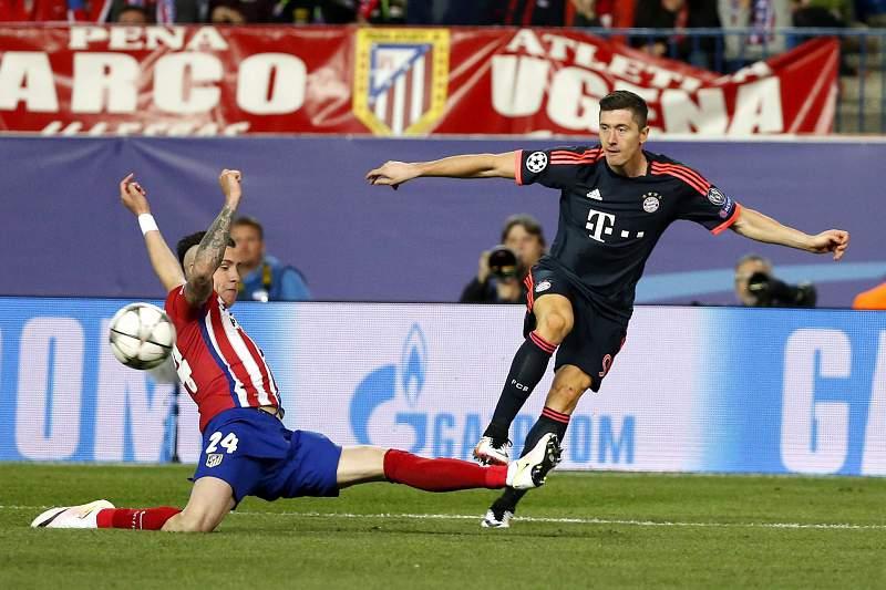 Atletico Madrid vs Bayer Munich