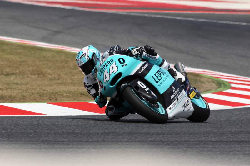 Miguel Oliveira em Moto 2