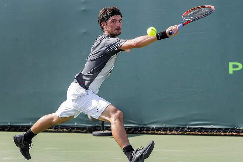 Gastão Elias, tenista português