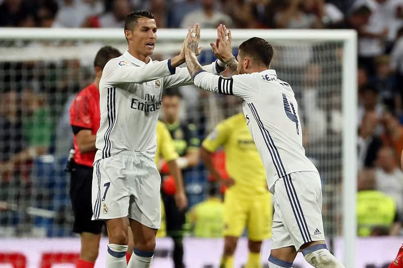 Real Madrid vs Villarreal CF