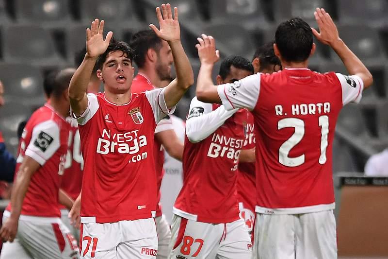 Sporting de Braga vs Nacional