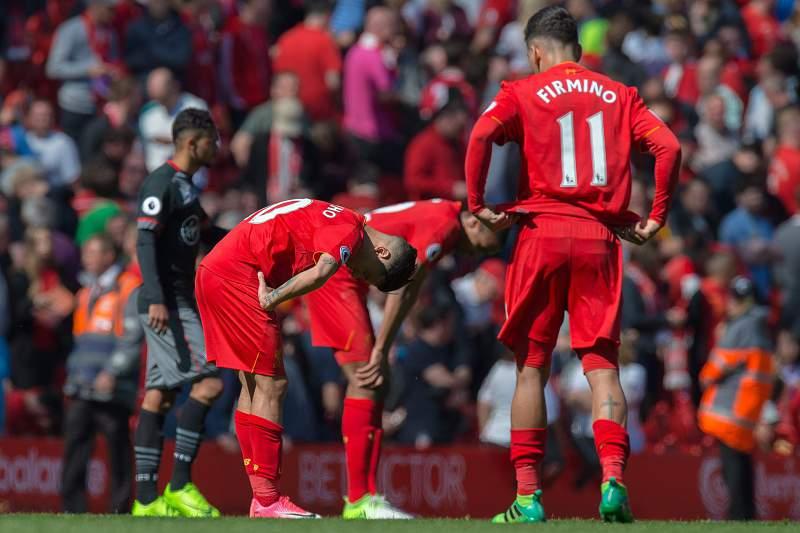 Liverpool contra Southampton