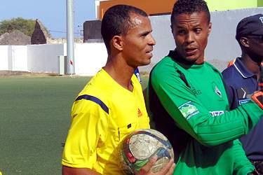 FIFA nomeia uma equipa de árbitros cabo-verdianos para apuramento do Mundial2018