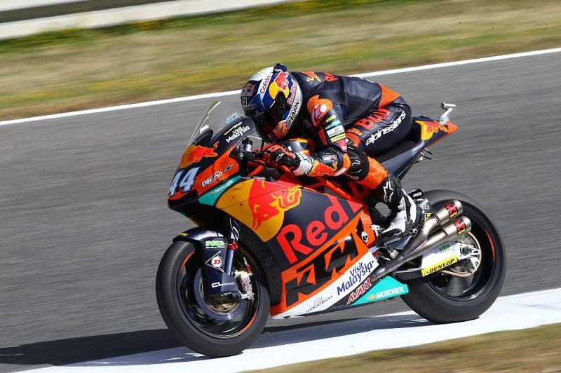 Miguel Oliveira está no 3.º lugar do Campeonato do Mundo de Moto2