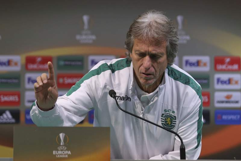 Sporting CP Press Conference