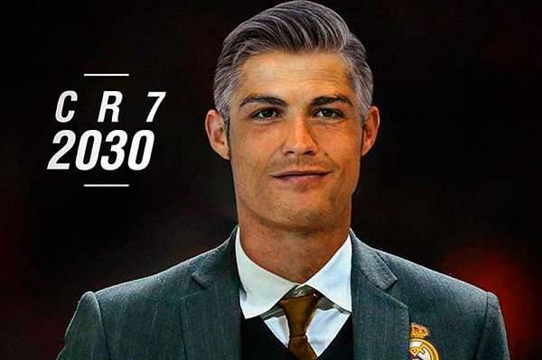 CR7 em 2030