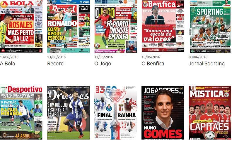 Revista de Imprensa - 13/07