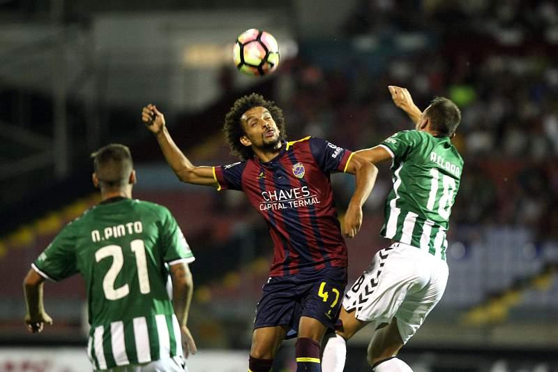 Desportivo de Chaves vs Vitória de Setúbal