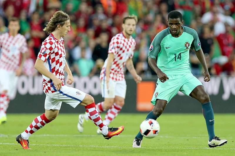 Croácia e Portugal empatados a zero ao intervalo