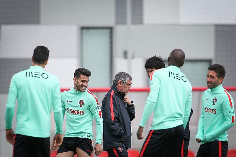 Portugal training