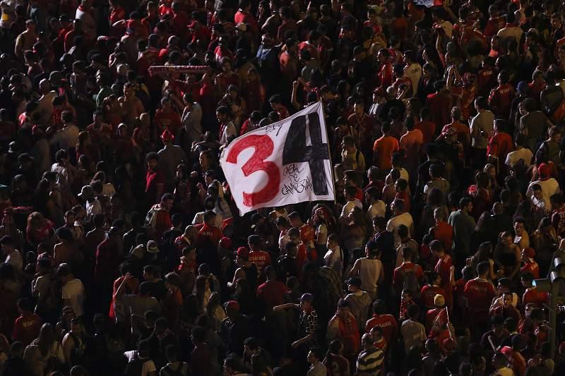 Benfica foi vice-campeão e conquistou o 34.º título de campeão de Portugal