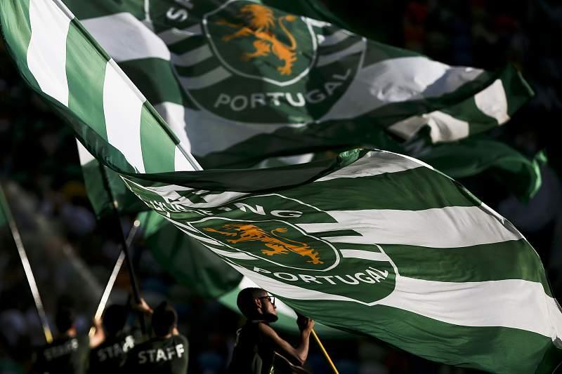Bandeiras Sporting